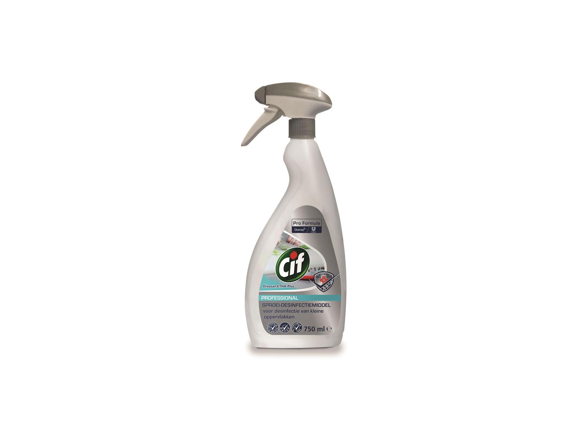 Cif Pro Formula Sproei-desinfectiemiddel